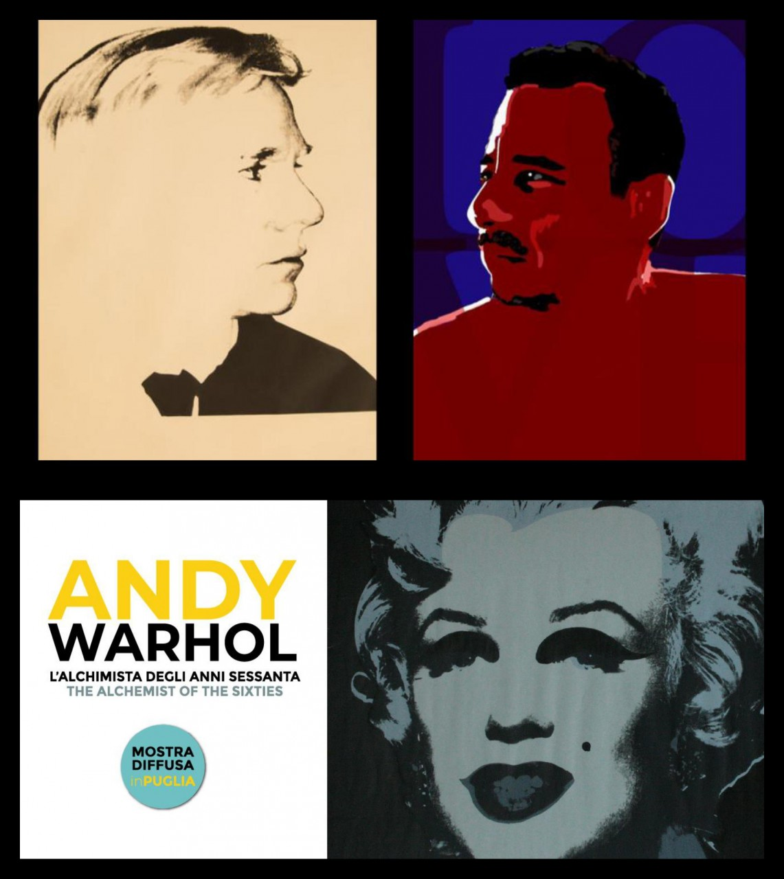 Andy Warhol the alchemist of the sixties