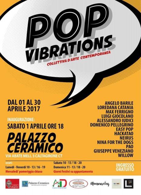 Pop Vibrations