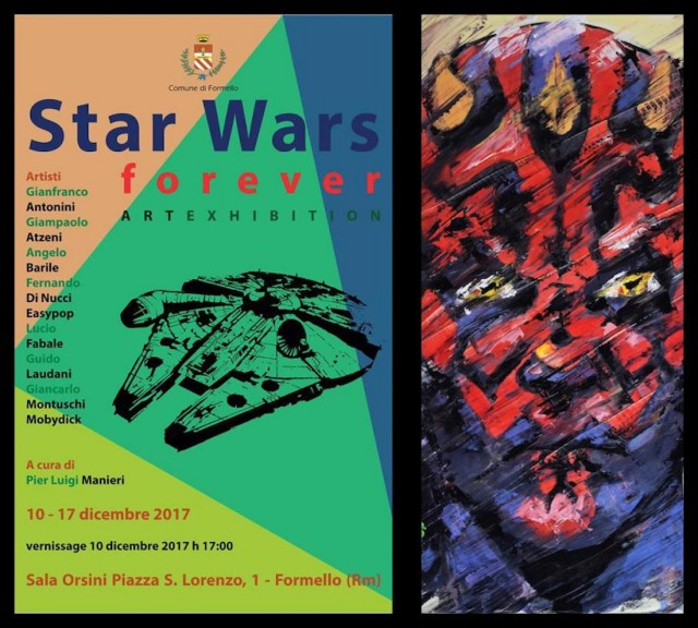 Star Wars Forever Artxhibition